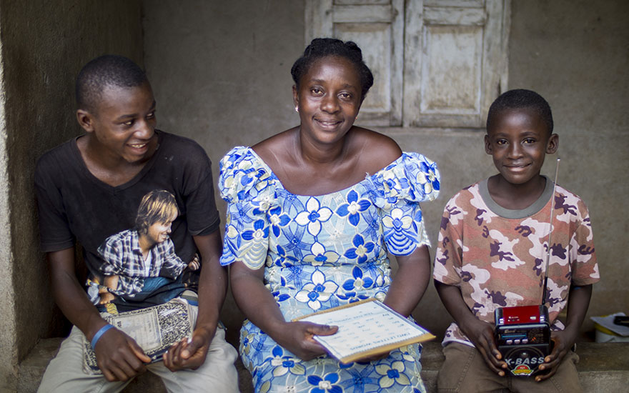 Education by radio adopted in Sierra Leone