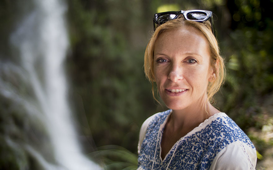 Toni Collette, Concern's global ambassador