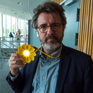 Olafur Eliasson at the Scaling Innovations event in Copenhagen