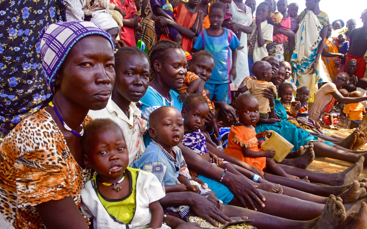 sudan people south concern edge four disaster southsudan story