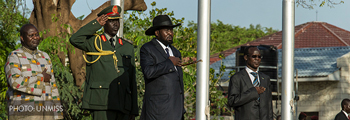 Machar reinstated