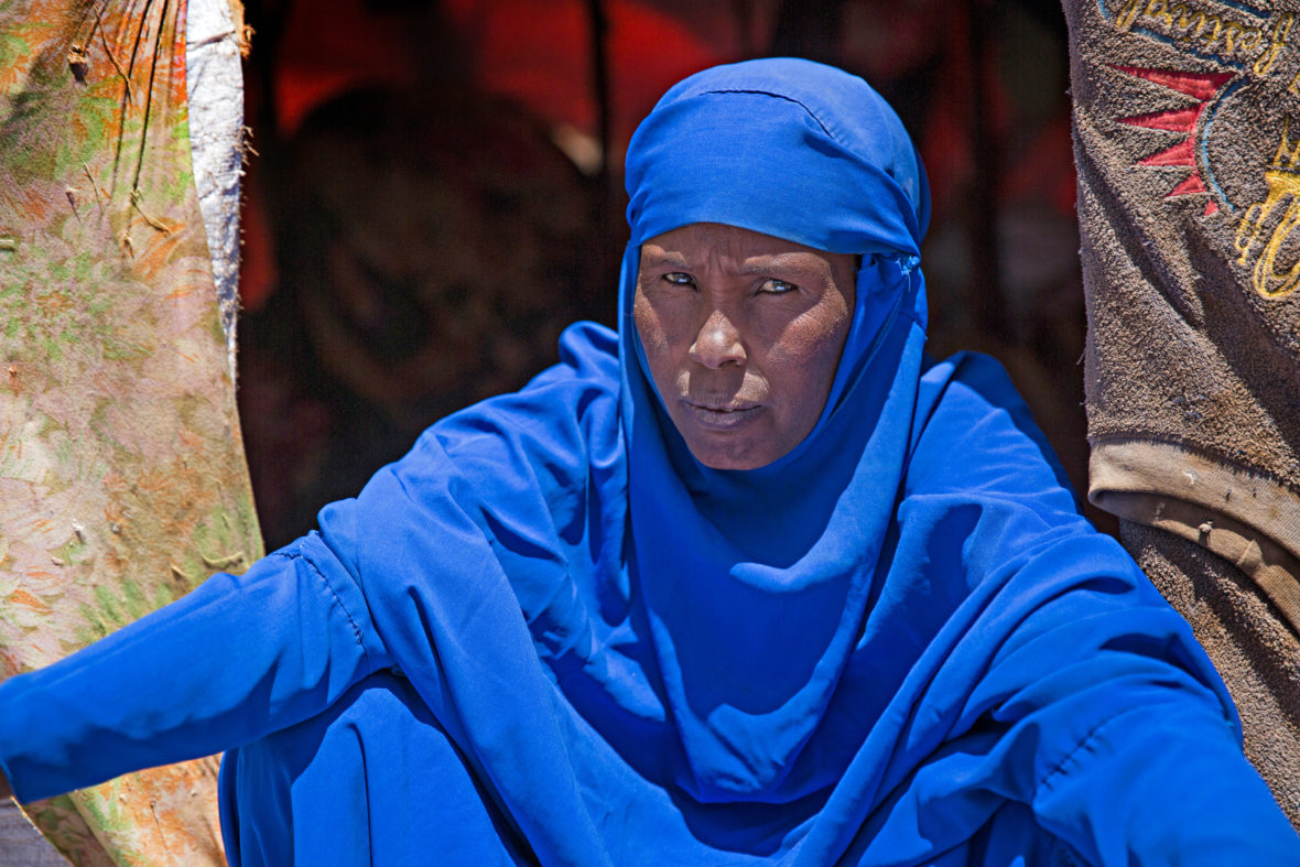 Mother of seven stranded in Somaliland