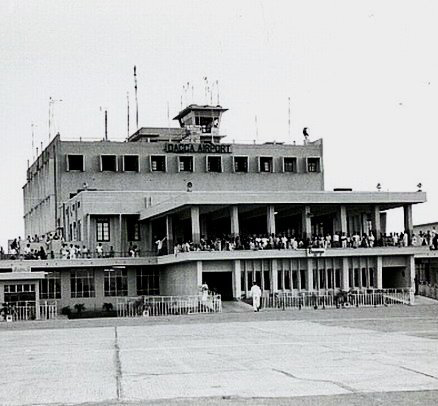 Old Dhaka airport